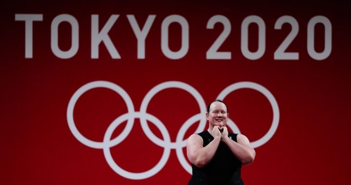 Transgender athlete Laurel Hubbard leaves Olympics