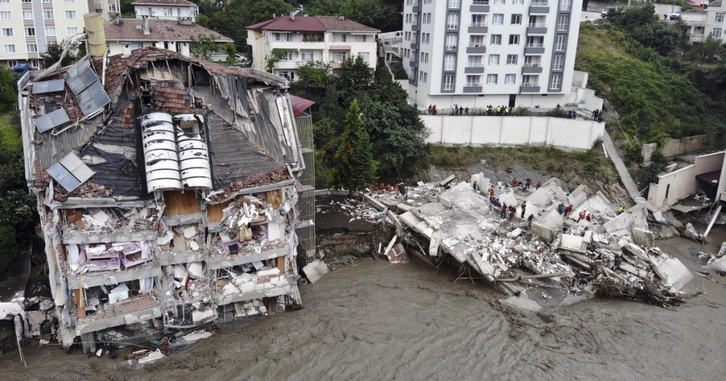 Turkey kills dozens in floods |  Abroad
