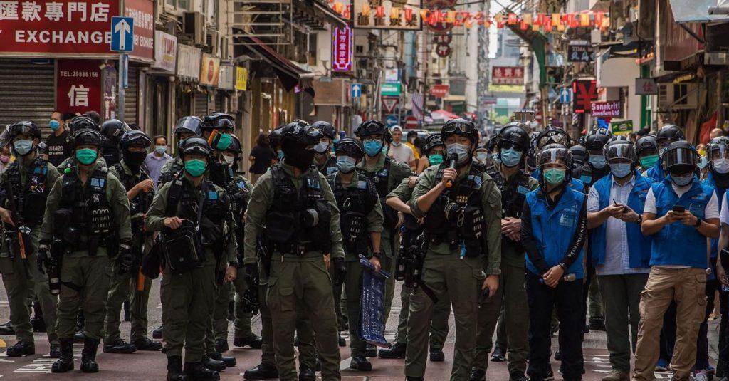 US Provides Temporary Shelter to Hong Kong Residents