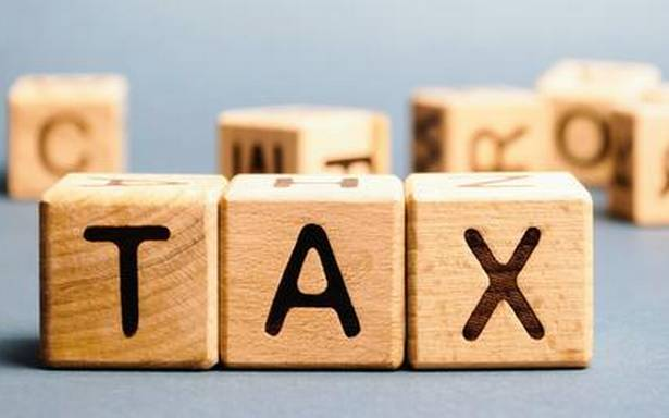 Why was the tax removed in advance?