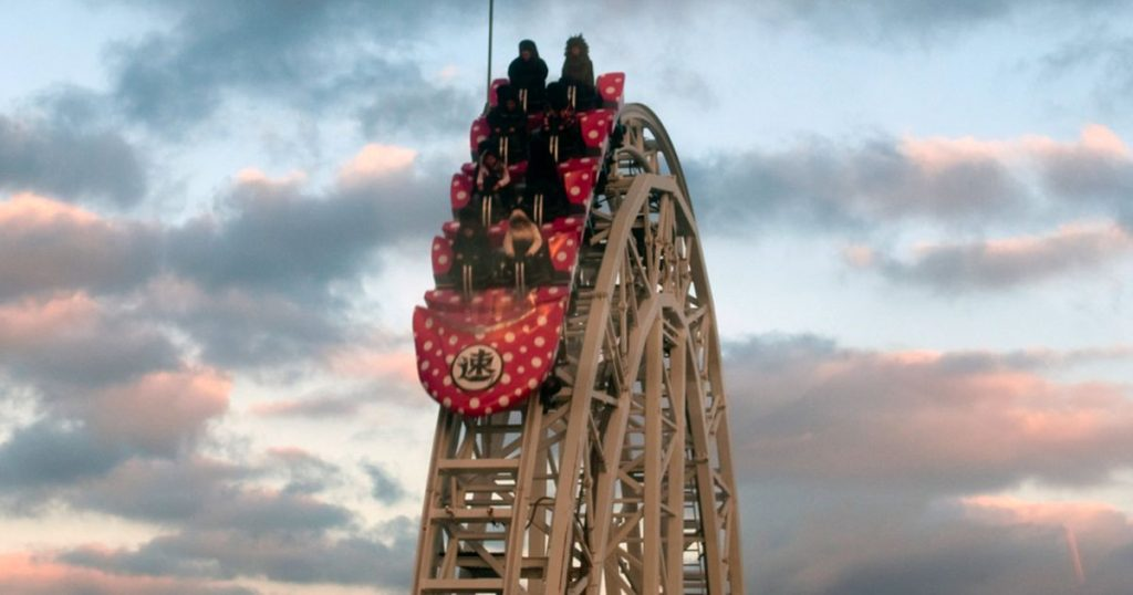 World's Fastest Roller Coaster Closed After Bone Fractures |  Abroad