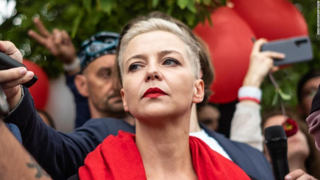 Belarusian leader Maria Kolsnikova sentenced to 11 years in prison