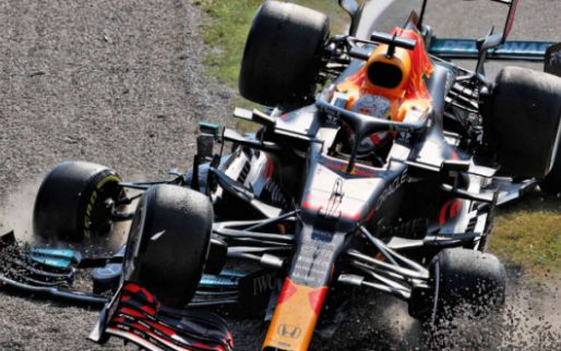 "Did Verstappen crash on purpose?  ""I believe in the last race"""
