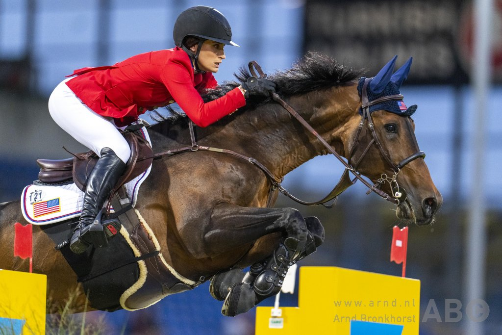 Victory for the United States in Aachen, the Netherlands slip to fifth place