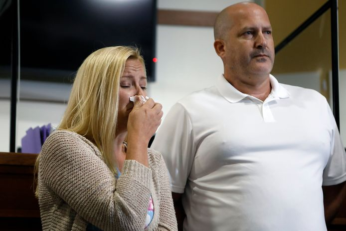 Gabyy's parents, mother Tara and father Joe Petito, appeal to Brian's family.