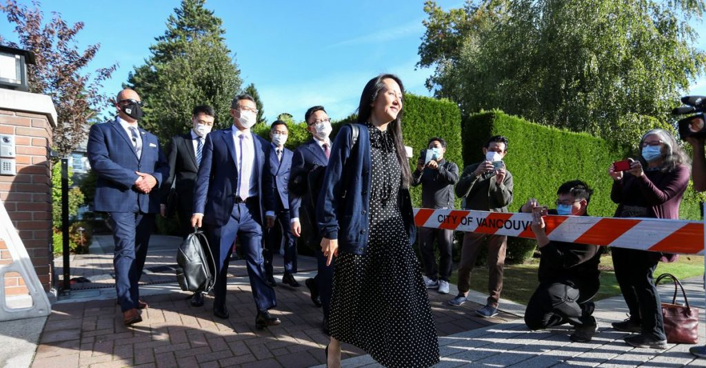 Huawei's best wife agrees with US justice, avoids further prosecution
