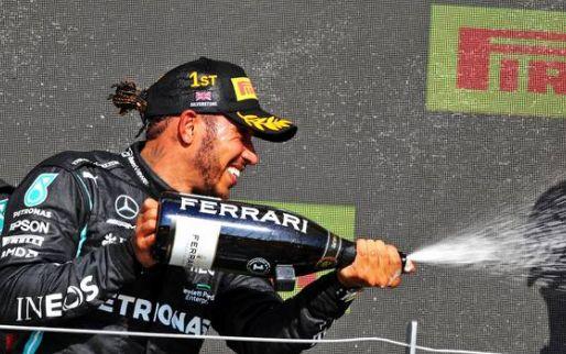 Hamilton records 100th career F1 win