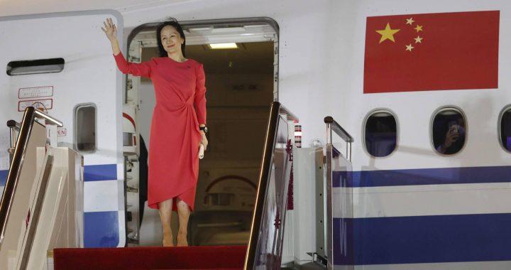 BEIJING: Release the Hawaiian driver diplomatic victory