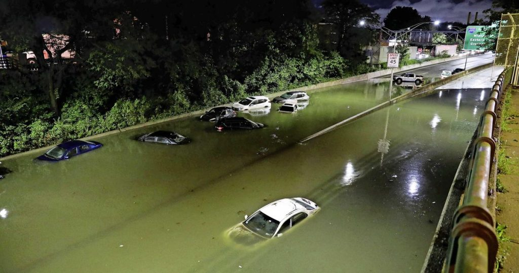 44 dead in northeastern United States by Ida, state of emergency declared    Abroad