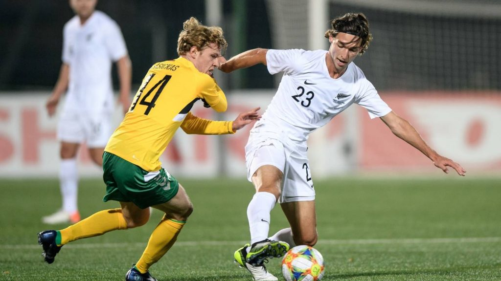 All whites play their first games since 2019 in the October international window