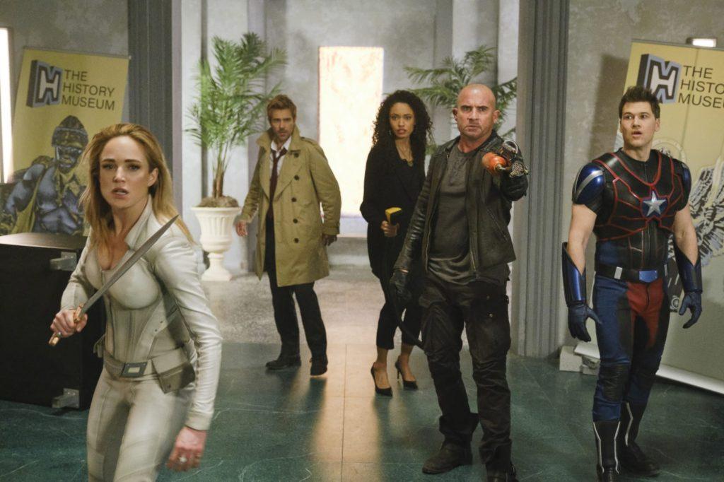 Arrowverse series 'Legends of Tomorrow' reveals season 7 trailer