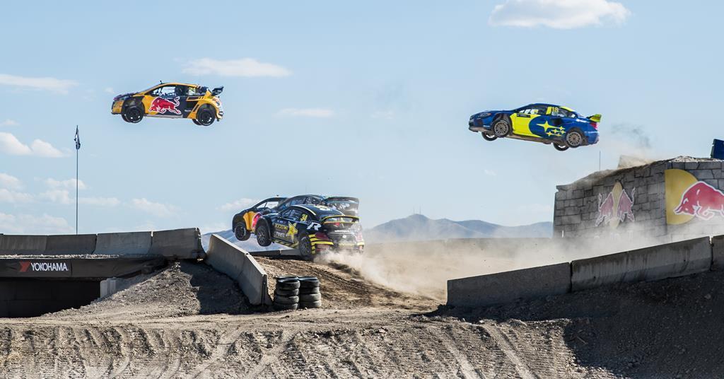 BT Sport presents the Nitro Rallycross