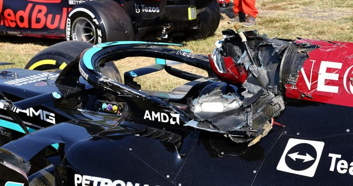 Bad luck, but science saved Hamilton's life in Monza