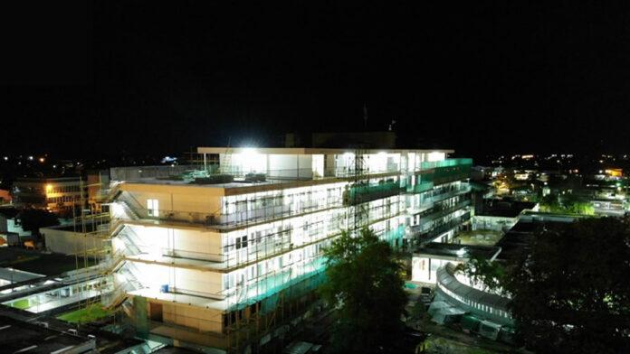 Suriname University Hospital acquires a new intensive care unit