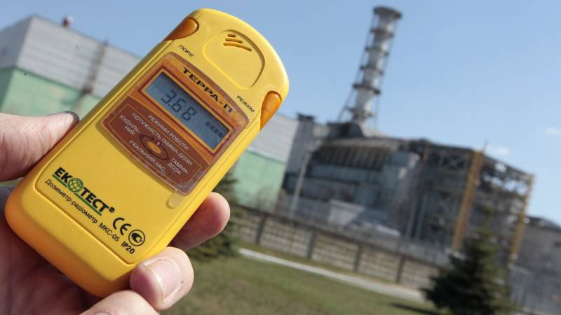 Chernobyl 'forbidden zone' is being re-mapped