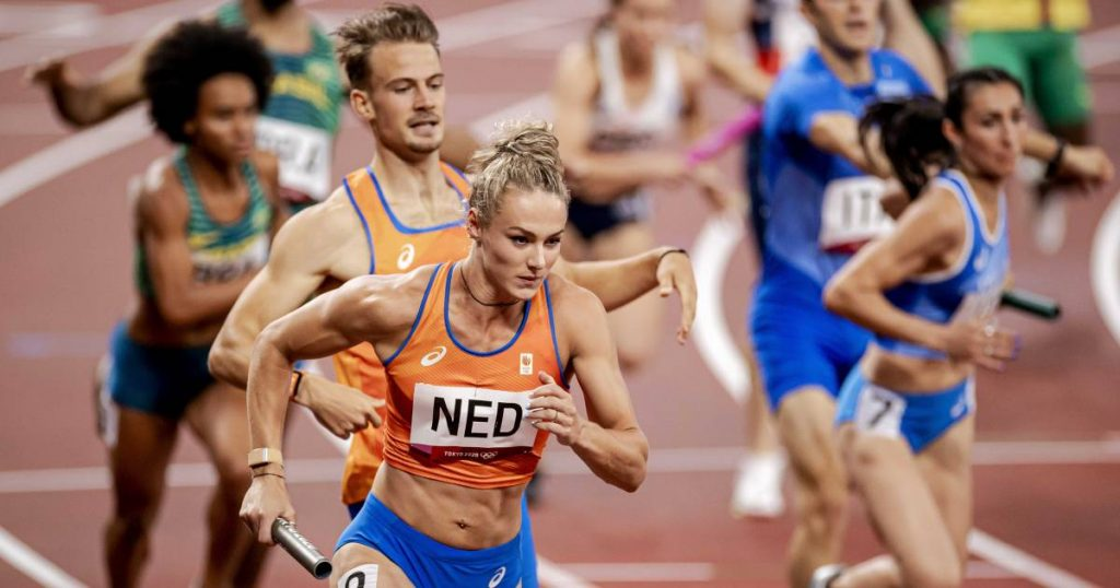 Despite protests, Dutch relay team with Bol still face USA in final: 'Unacceptable' |  Olympic Games