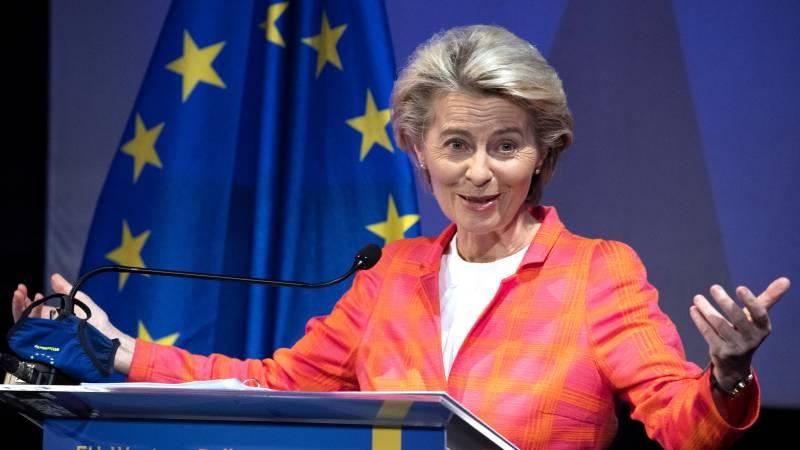 Europe looks forward to German training
