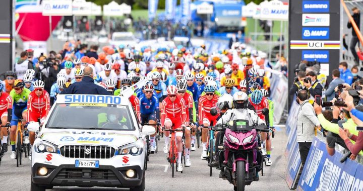 Eurovision Sport and IMG ensure maximum visibility for the UCI Road World Championships to celebrate their centenary