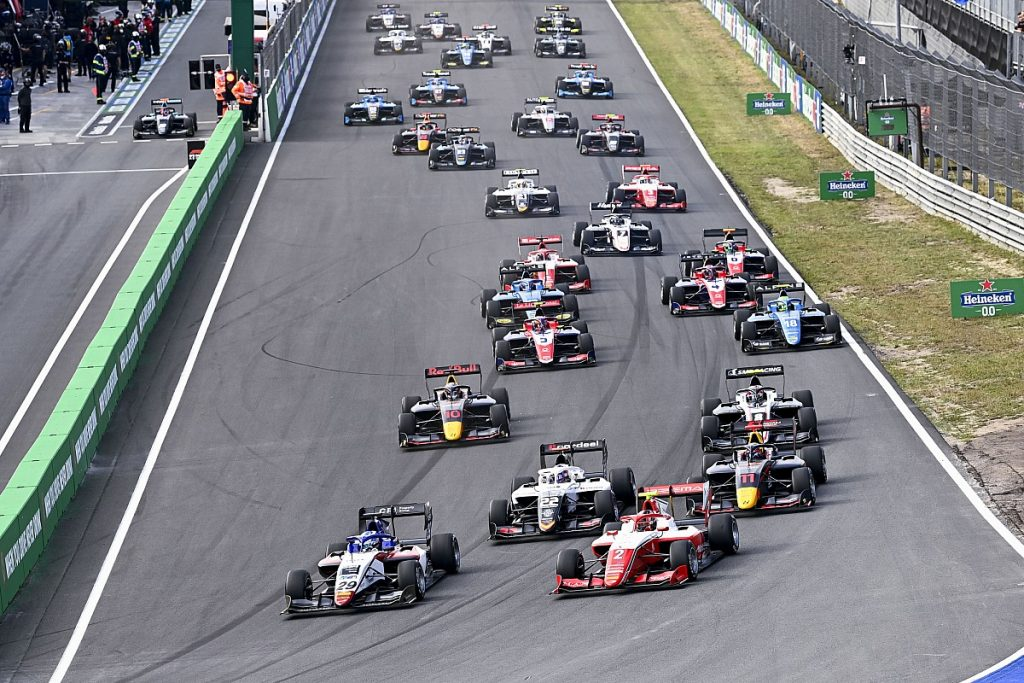 F3 not in the US after all, the final round moved to Sochi