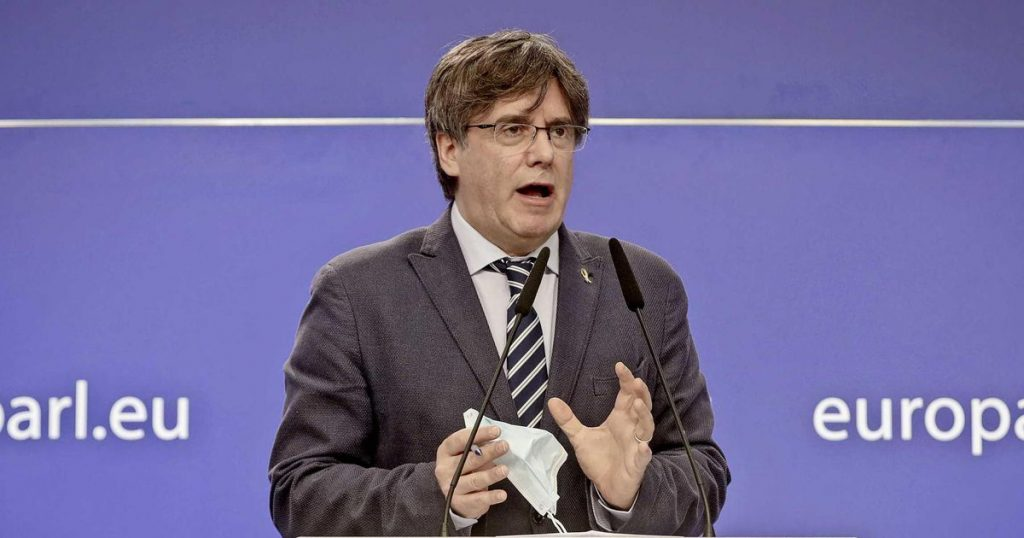 Former Catalan leader Puigdemont arrested in Sardinia    Abroad