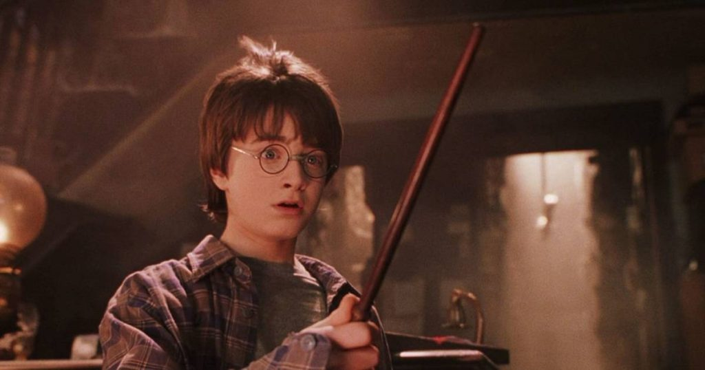 'Harry Potter' sells the first version of Philosopher's Stone |  spectacle