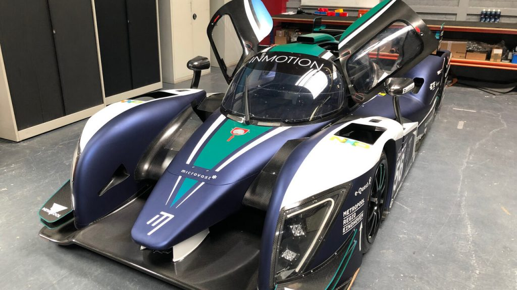 Is the future of Formula 1 electric?