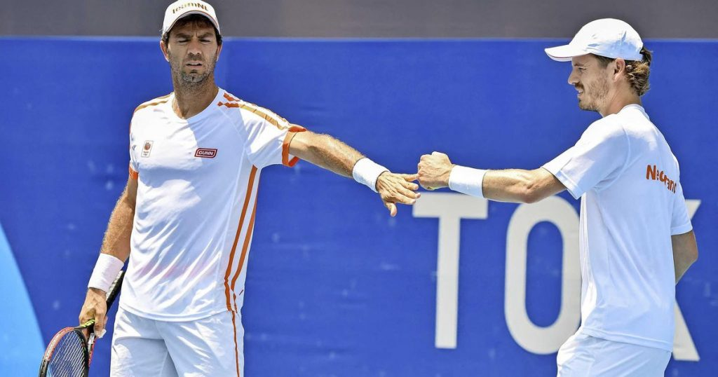 Koolhof and Rojer in the third round of the US Open in doubles;  Djokovic beats Nishikori |  Tennis