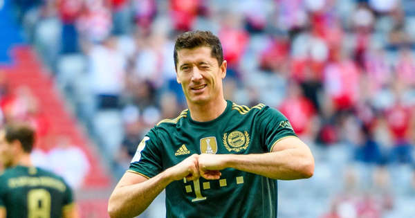 Lewandowski continues insane streak and has literally been a goal guarantee for months