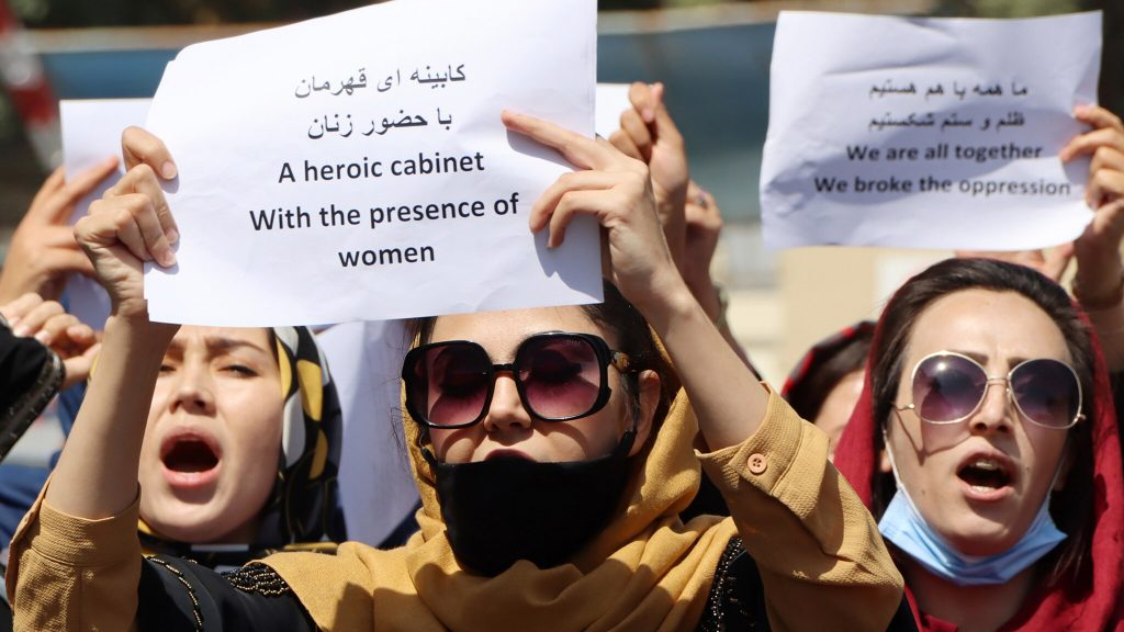 """Little faith in the Taliban: """"No woman thinks they are more moderate now"""""""