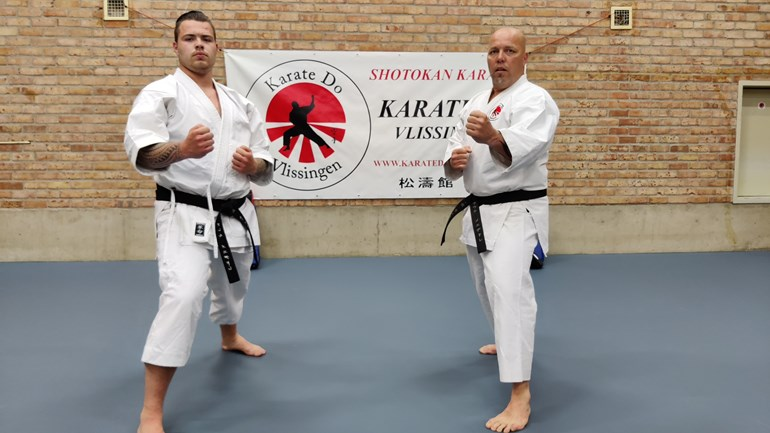 """Meedendorp Karate Family: """"It's great that our sport can be seen on a big stage"""""""