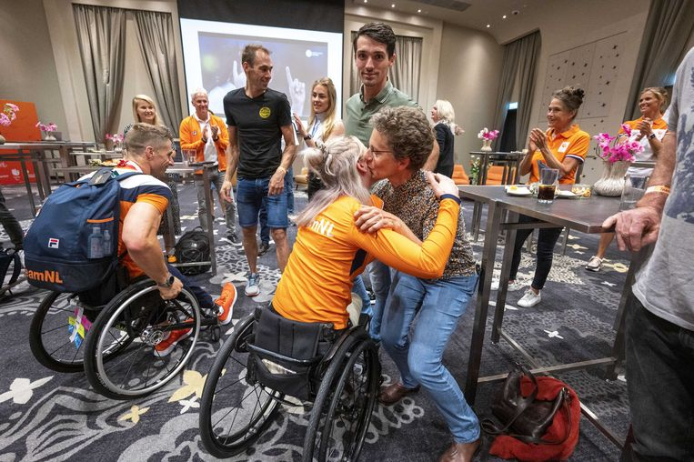 Netherlands close Paralympic Games in fifth place in medal standings
