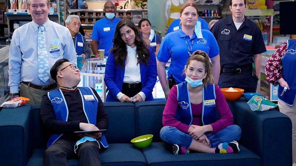 New on Netflix: 5 seasons of the great series 'Superstore'
