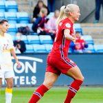 Newcomer scored after nine minutes in Norwegian wild play - NRK Sport