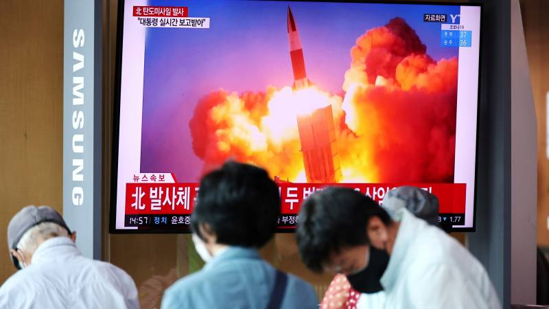North Korea conducts new missile test, attacks US