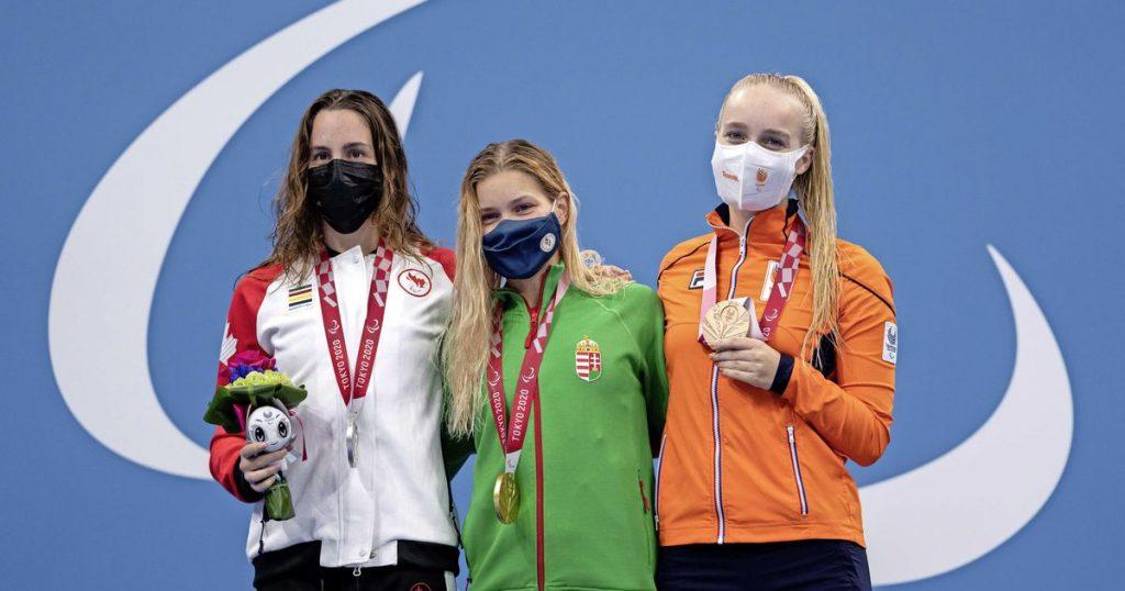 Paralympics: third medal for Lisa Kruger |  sport