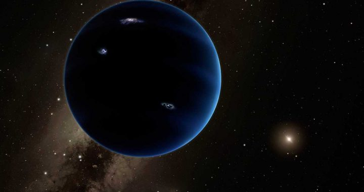 Planet X may be closer than expected