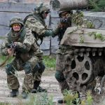 Putin believes NATO, US cross 'red line' with military exercise in Ukraine