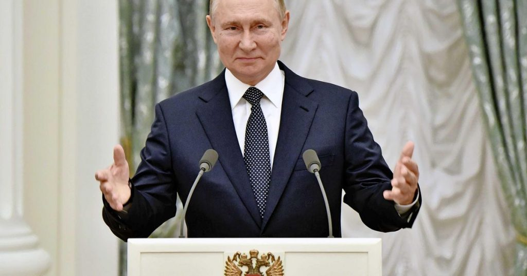 Putin party in the lead with more than half of the votes counted |  Abroad