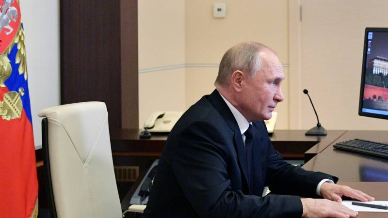 Putin thanks Russians for confidence in elections, West criticizes