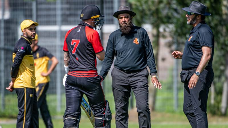 """Racism Lurks in Decent Cricket: """"Something Really Happens"""""""