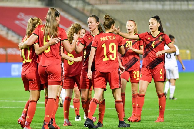 Red Flames start with big qualifying victory over Albania - football international