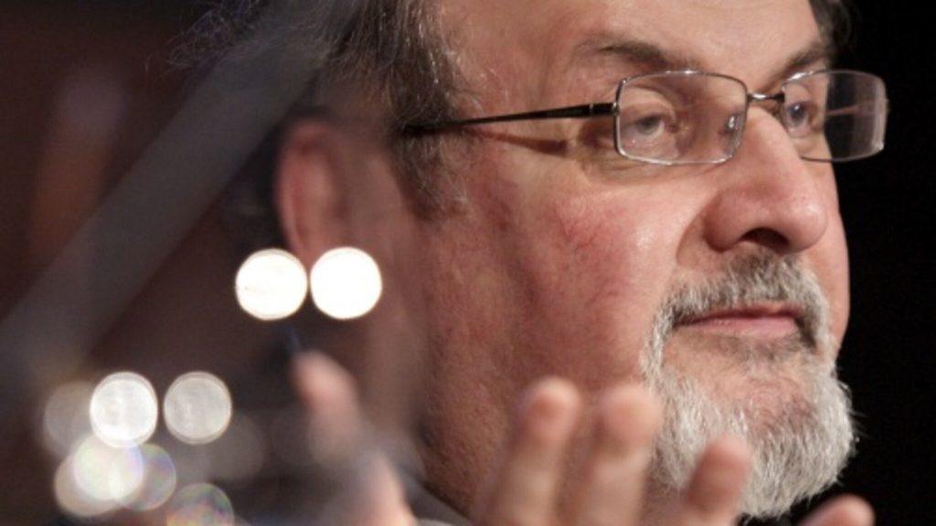 Salman Rushdie will write the Substack newsletter