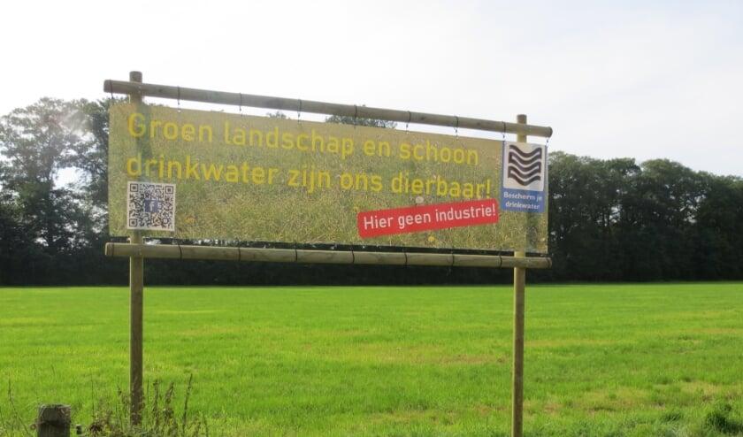 Small majority for the new business park on Misterweg
