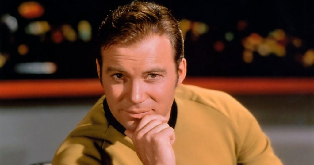 Star Trek: William Shatner Really Goes To Space