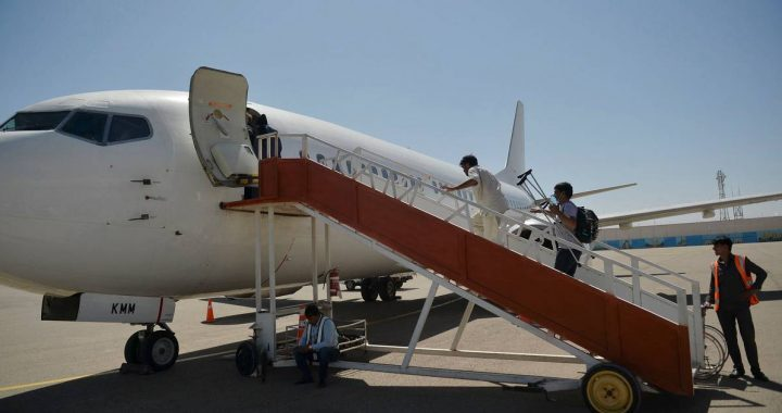 Taliban call for resumption of scheduled international flights to Afghanistan |  Abroad