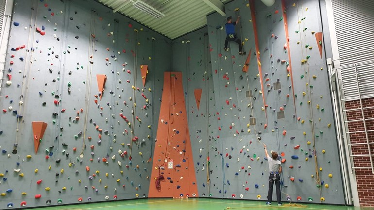 That's why sport climbing is the most Olympic sport there is