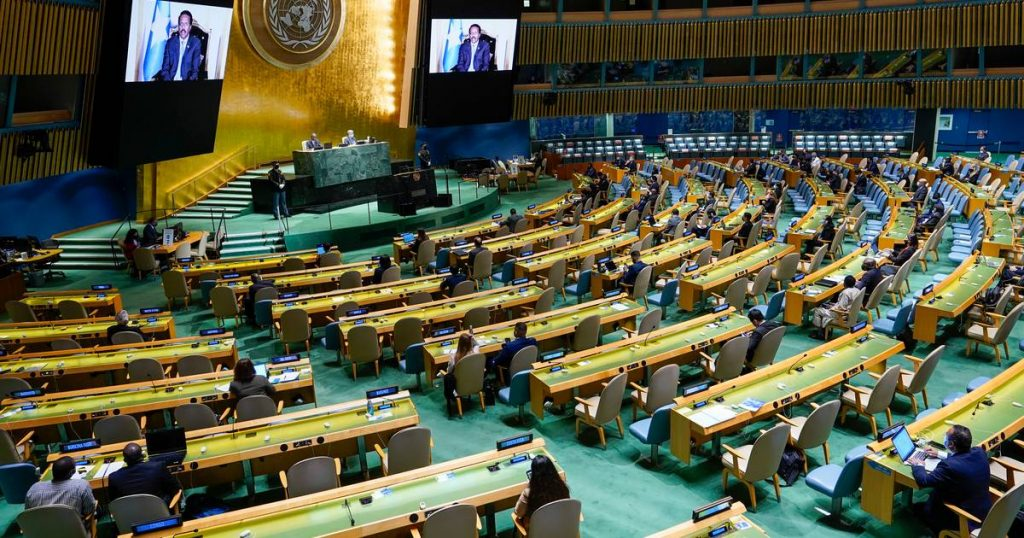 The Taliban need time to speak at the United Nations abroad