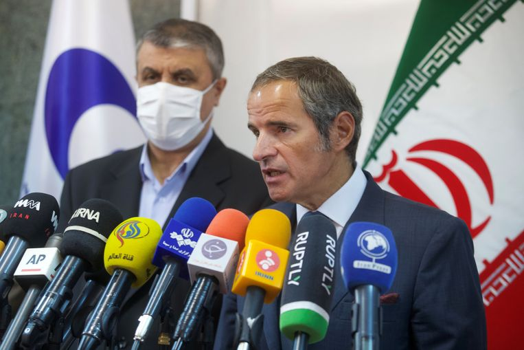The nuclear company allowed the replacement of cameras at Iranian nuclear power plants