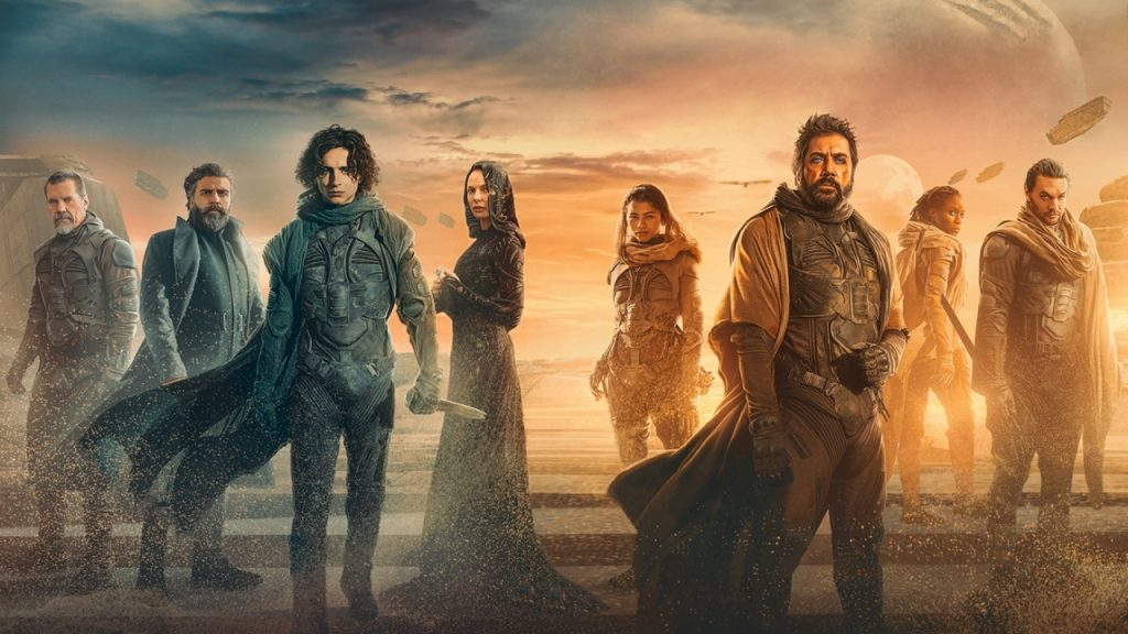 The upcoming 'Dune' sequel doesn't depend on the box office