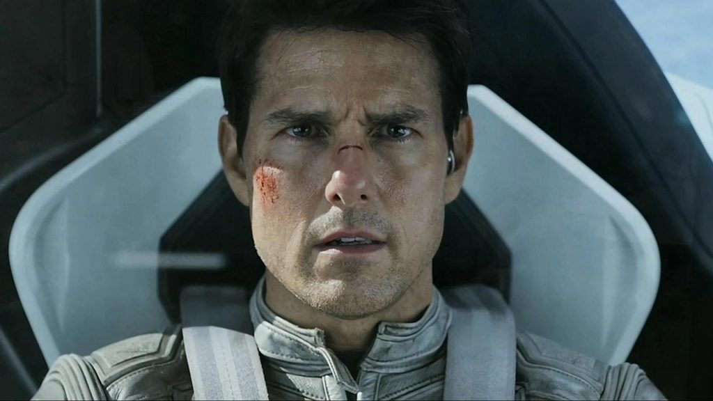 Tom Cruise loses his space race to Russia